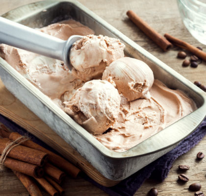 vegan coffee ice cream