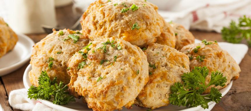 Vegan Dinner Biscuits